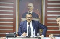 BİLET SATIŞI - Giresun'da Spor Güvenliği Toplantısı Gerçekleşti