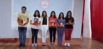 ÖĞRENCİ VELİSİ - Gördes'te LGS'de Başarılı Olan Öğrenciler Ödüllendirildi