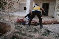 SİVİL SAVUNMA - Halep'te Ölü Sayısı 37'Ye Yükseldi