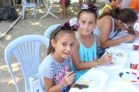 KUŞADASI BELEDİYESİ - Kuşadası'nda Çocuklar İçin Yaz Atölyesi Etkinliği