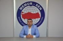 İŞGAL GİRİŞİMİ - Memur Sen Antalya Temsilcisi Mustafa Çoban Açıklaması