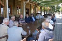 TERMAL TURİZM - Milletvekili Ahmet Tan Açıklaması Muhtarlarımızla Sürekli İrtibat Halindeyiz