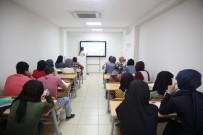 EŞIT AĞıRLıK - Öğrenciler Hedeflerine Haliliye Belediyesiyle Ulaşıyor