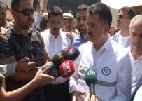 MUSTAFA KÖSE - 'Ordu'da Ve Antalya'da Üreticinin Zararı Karşılanacak'