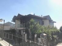 İTFAİYE ARACI - Bursa'daki yangın kontrol altına alındı