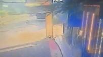 HALK OTOBÜSÜ - Bursa'da Tersten Giden Halk Otobüsü Dehşeti Kameraya Yansıdı...