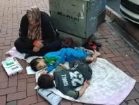 DUYGU SÖMÜRÜSÜ - Samsun Sokaklarında Yürek Burkan Görüntü