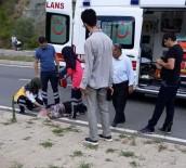 KADIR BOZKURT - Sinop'ta Trafik Kazası Açıklaması 1 Ölü