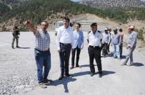 AVNI KULA - Sorgun Barajı'nın Yapımı Sürüyor