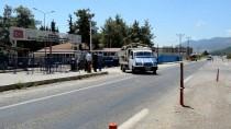 HALEP ÜNİVERSİTESİ - Suriyeliler Çadır Kentten Taşınıyor