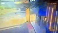 HALK OTOBÜSÜ - Tersten Giden Halk Otobüsü Dehşeti Kameraya Yansıdı