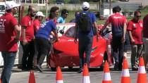 YARIŞ PİSTİ - 'TÜBİTAK Alternatif Enerjili Araç Yarışları'