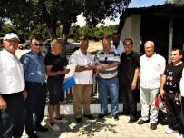 MıSıR - Uluslararası Aba Güreşi Yönetimi Hatay Şenköy'de Buluştu