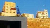 ÇATIŞMA - Ürdün'de Güvenlik Güçlerinin Teröristlere Düzenlediği Baskın Sırasında Bir Bina Çöktü