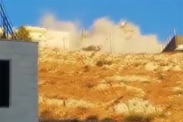ÇATIŞMA - Ürdün'de Operasyon Sırasında Bina Çöktü