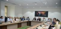 KALKINMA BAKANLIĞI - Uşak Üniversitesi'nde DTS Toplantısı
