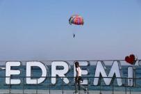 ÖDÜL TÖRENİ - Van'da 9. Van Denizi Su Sporları Festivali Başladı