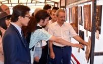 SIĞINMACI - Van'da Afgan Ve İranlı Sanatçılar Sergi Açtı