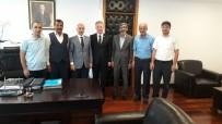 HİLMİ BİLGİN - Ziraat Odası Başkanı Çetindağ Açıklaması'çiftçilerimiz Her Zaman Devletin Yanında Olmuştur'