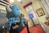 BASKETBOL - 2018 Dünya Kupası'nın Maskotu Kaplumbağa Tina Oldu