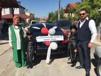 ADEM ÇELIK - ABD'ye Türk Usulü Sünnetli Gönderme