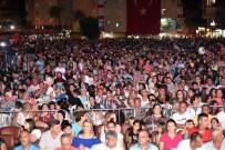MUSTAFA AKSOY - Alanya'da Mahmutlar Şairler Parkı Açıldı