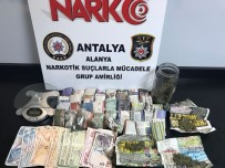 ŞEKERHANE MAHALLESİ - Alanya'da Uyuşturucu Operasyonuna 1 Tutuklama