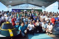 YıLDıZ TEKNIK ÜNIVERSITESI - Alternatif Enerjili Araç Yarışları'nda Şampiyonlar Belli Oldu