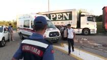 YEŞILYAYLA - Anadolu Otoyolu'nda Trafik Kazası Açıklaması 5 Yaralı