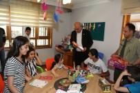 OTISTIK - ATO Başkanı Baran, Özel Eğitim Ve Rehabilitasyon Merkezini Ziyaret Etti