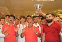 AVRUPA ŞAMPİYONU - Avrupa Şampiyonu Milliler İstanbul'a Geldi
