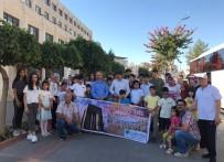BATMAN BELEDIYESI - Batman'da 50 Yetim Öğrenci Çanakkale'ye Uğurlandı