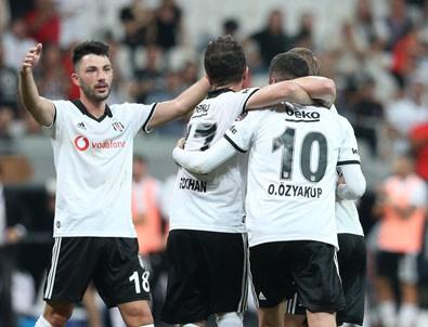Beşiktaş 2 - 1 Akhisar