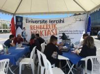 REHBER ÖĞRETMEN - Bursa Büyükşehir'den Üniversite Adaylarına Tercih Desteği