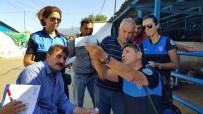 YUNUS TİMLERİ - Bursa Polisinden Hayvan Pazarı Çıkarması