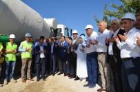 SÜLEYMAN ŞIMŞEK - Darende'de Sağlık Merkezinin Temeli Törenle Atıldı