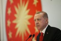 BAĞıMSıZLıK - Erdoğan'dan Sanayicilere Sert Uyarı