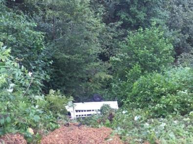 Giresun'da kamyonet devrildi: 3 ölü, 6 yaralı