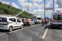 SEYRANTEPE - FSM Köprüsünde Zincirleme Kaza Açıklaması 4 Yaralı