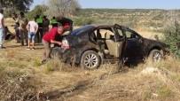 AHMET BİLGİN - Gaziantep'te Trafik Kazası Açıklaması 2'Si Ağır 5 Yaralı
