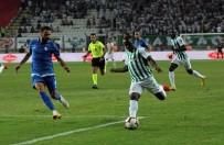 DOS SANTOS - Gol Düellosunda Kazanan Konyaspor