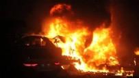 SİVİL SAVUNMA - Suriye'de patlama: 32 ölü, 45 yaralı