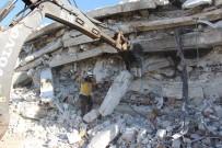 İNSAN HAKLARı - İdlib'te Mühimmat Deposunda Patlama