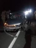 Iğdır'da Trafik Kazası Açıklaması 1 Ölü, 3 Yaralı