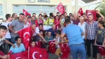 STOCKHOLM - İşitme Engelli Şampiyonlar Antalya'da