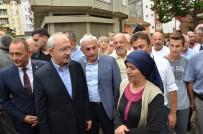 KEMAL KILIÇDAROĞLU - Kılıçdaroğlu, Fatsa'da Sel Bölgesinde