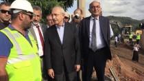 KEMAL KILIÇDAROĞLU - Kılıçdaroğlu, Ordu'daki Sel Bölgesini İnceledi