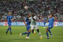 ALI TURAN - Konya'da İlk Yarıda 3 Gol