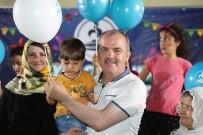 TEVFİK FİKRET - Korucuk'lu Ve Aktepe'li Çocuklar Eğlenceye Doydu