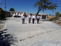 MEHMET CAN - Köy İçi Yollar Kilitli Parke Taşıyla Yenilendi